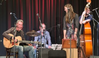 Jenny Sturgeon and Jonny Hardie