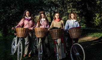 Handlebards, Shakespeare, Romeo and Juliet, bicycles