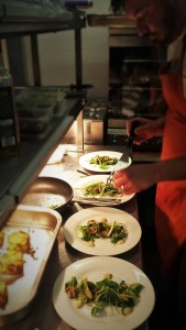 foragers salad service 16