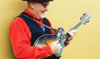 Grammy award winning mandolinist Mike Compton